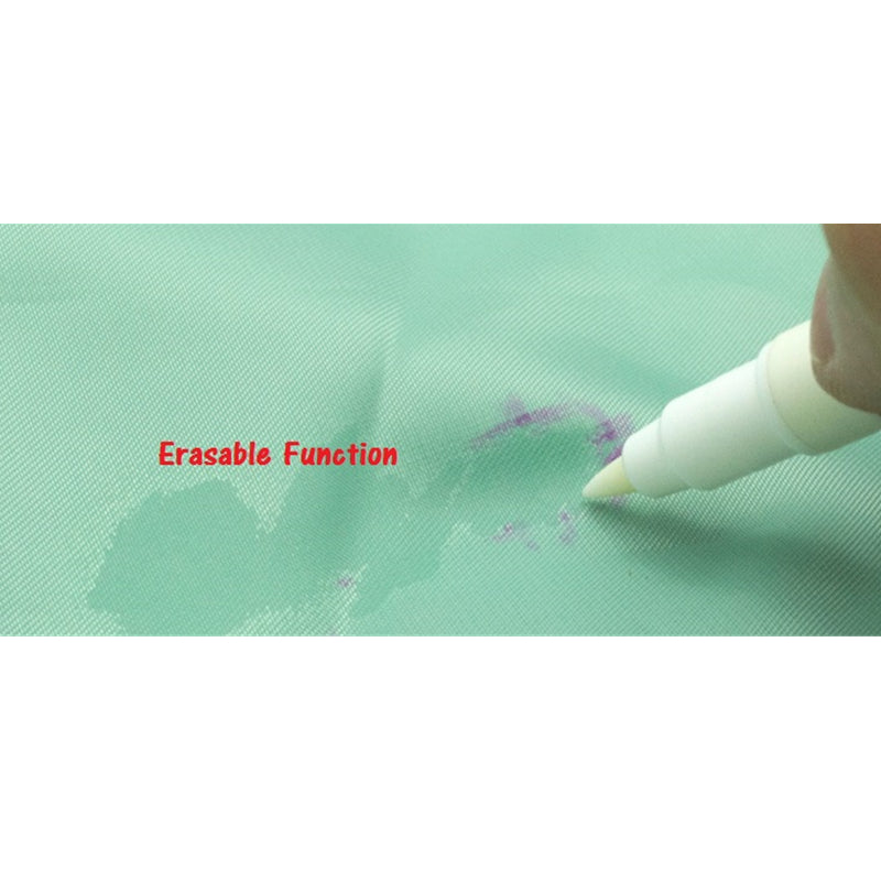 3 pcs Water Erasable Fabric Marker