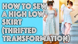 UpCycle Your Wardrobe Sewing Class Starts February 1st