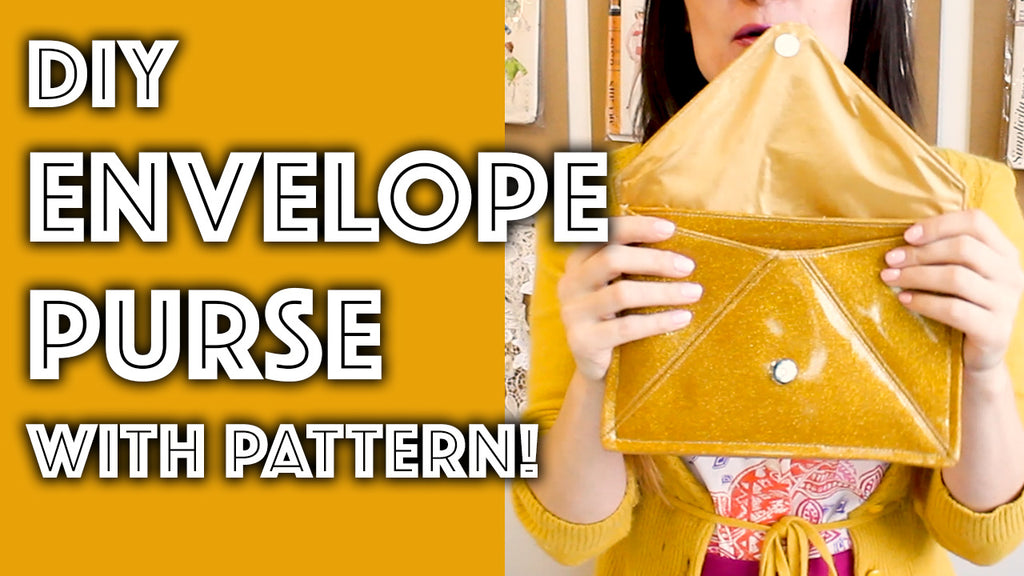 Envelope Purse Digital Pattern