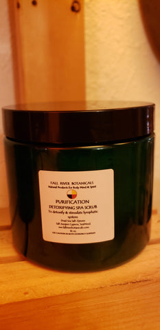 Purification Detoxifying Grapefruit-Seaweed & Sage Scrub