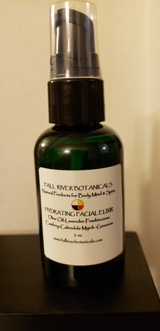 HYDRATING FACIAL ELIXIR OIL