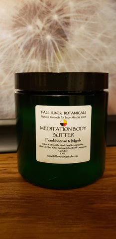 Meditation Frankincense And Myrrh Body Butter