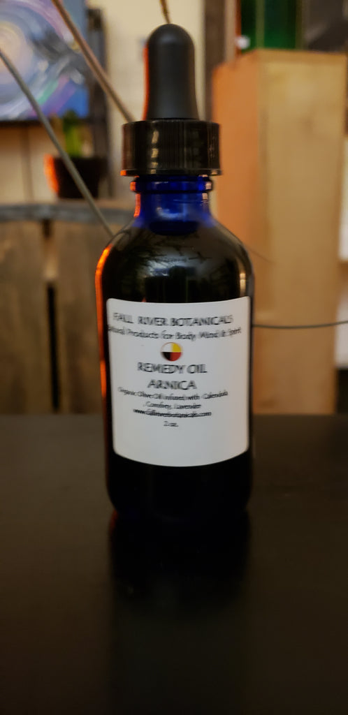 Arnica Remedy Oil