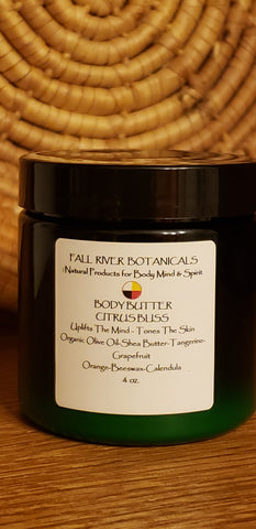 BODY BUTTER CITRUS BLISS