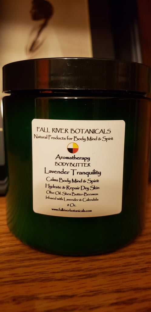 BODY BUTTER LAVENDER TRANQUILITY