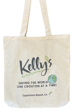Kelly's Croutons Tote Bag