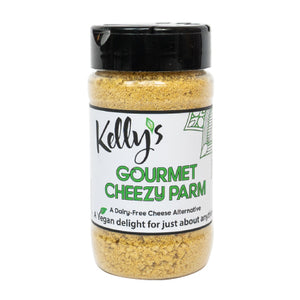 Gourmet Cheezy Parm, 5oz (Click for 10oz)