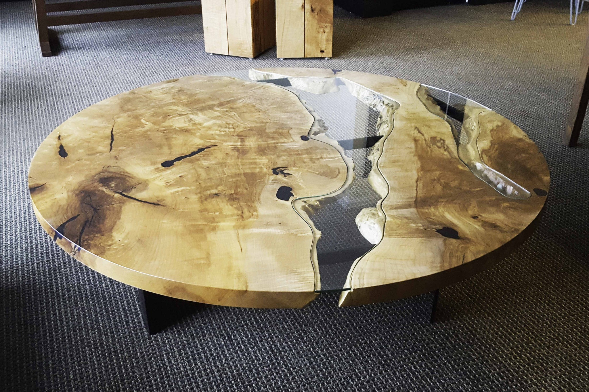 River Run Coffee Table