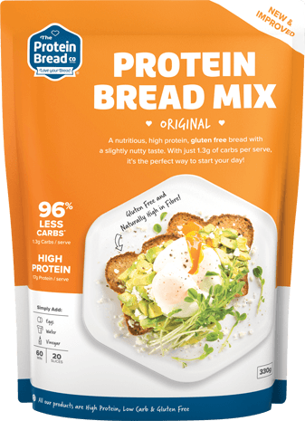 THE PROTEIN BREAD CO PROTEIN BREAD MIX