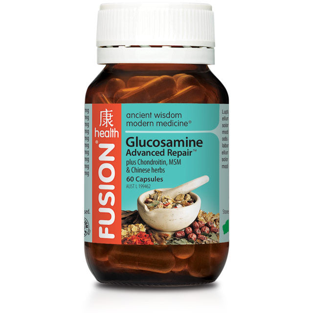 FUSION GLUCOSAMINE ADVANCED REPAIR