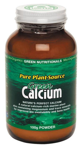 MICRORGANICS GREEN CALCIUM POWDER