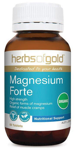 HERBS OF GOLD MAGNESIUM FORTE