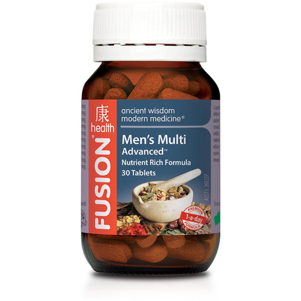 FUSION MENS MULTI ADVANCED