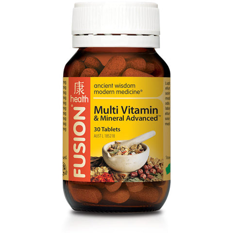 FUSION MULTI VITAMIN ADVANCED