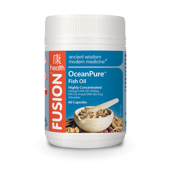 FUSION OCEANPURE FISH OIL