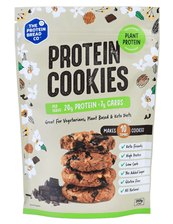 Protein bread Co Vegan cookies