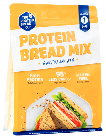 Protein Bread Company 6 Australian Seeds Mix