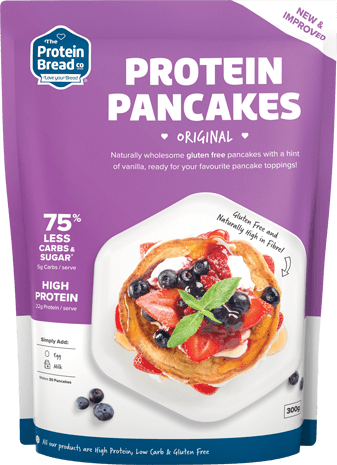 THE PROTEIN BREAD CO PROTEIN PANCAKE MIX