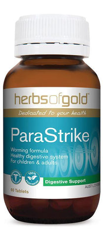HERBS OF GOLD PARASTRIKE