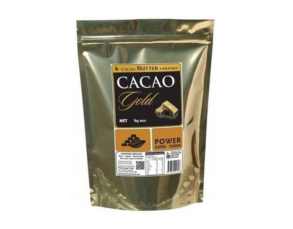POWER SUPERFOODS CACAO BUTTER