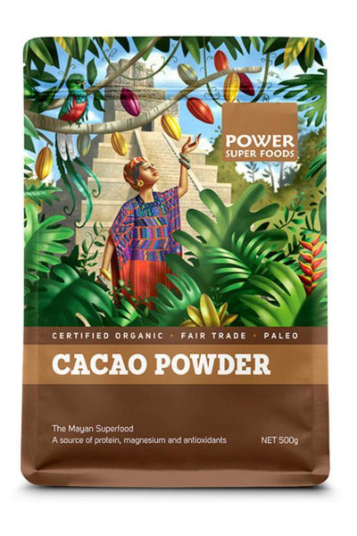 POWER SUPERFOODS CACAO POWDER