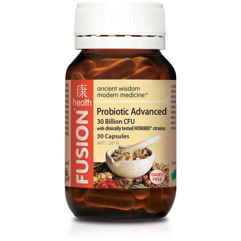 FUSION PROBIOTIC ADVANCED