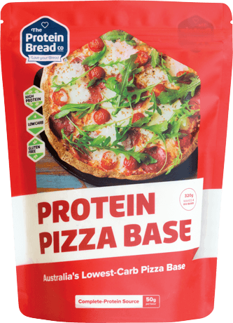 THE PROTEIN BREAD CO PROTEIN PIZZA BASE
