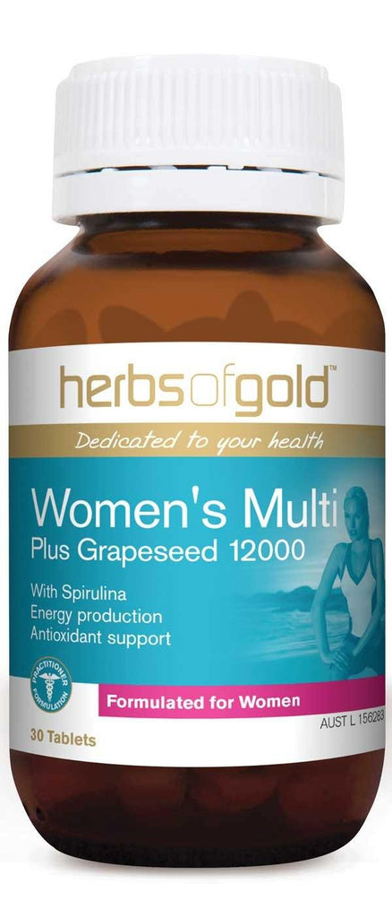 HERBS OF GOLD WOMEN'S MULTI