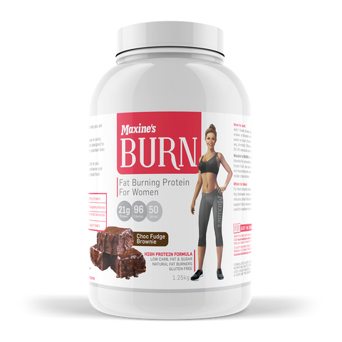 MAXINE'S BURN PROTEIN POWDER