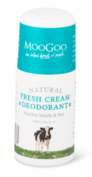 MOOGOO FRESH CREAM DEODERANT