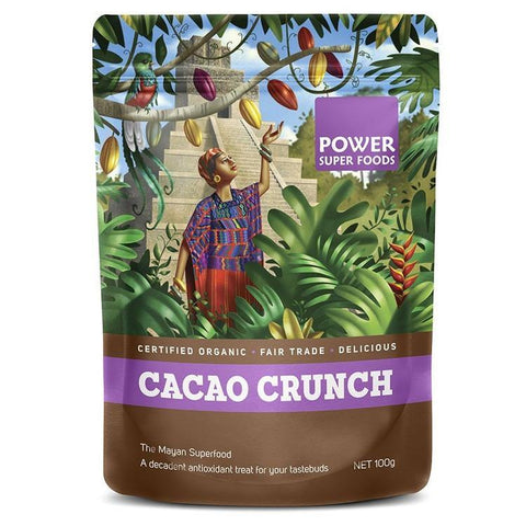 POWER SUPERFOODS CACAO CRUNCH