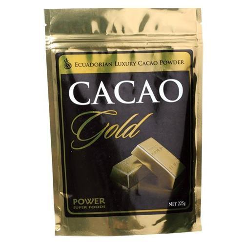 POWER SUPERFOODS CACAO GOLD POWDER