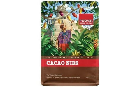 POWER SUPERFOODS CACAO NIBS