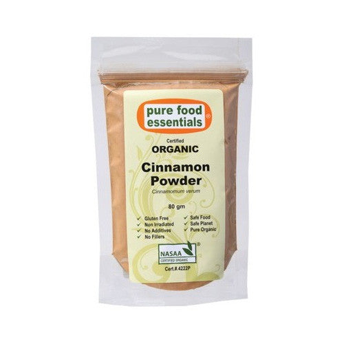 PURE FOOD ESSENTIALS CINNAMON