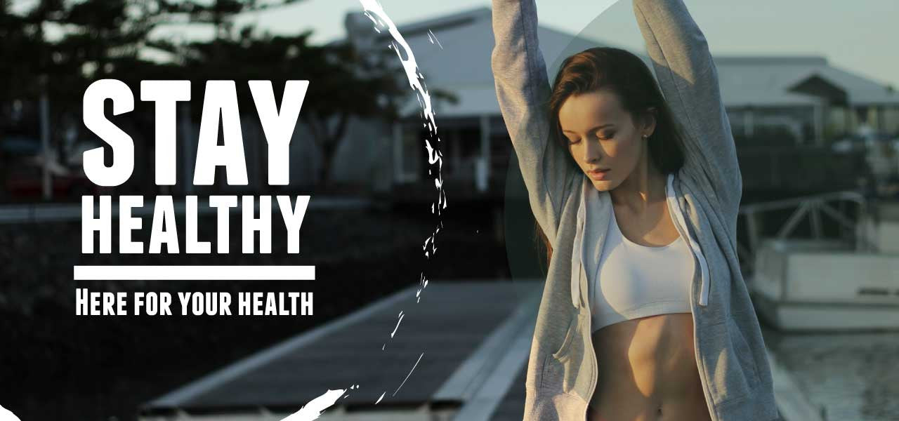 Stay Healthy Fitness