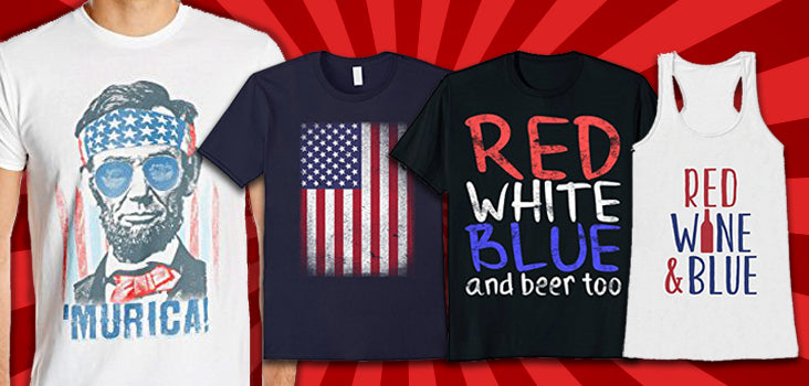 8 4th of July Tshirts So Hot They're Fireworks
