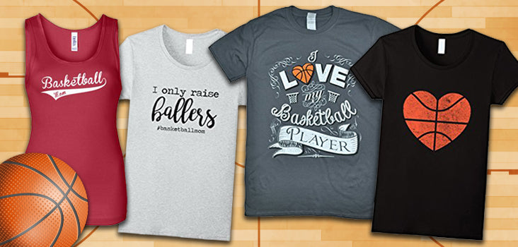 10 Basketball Mom Shirts That Are Slam Dunks