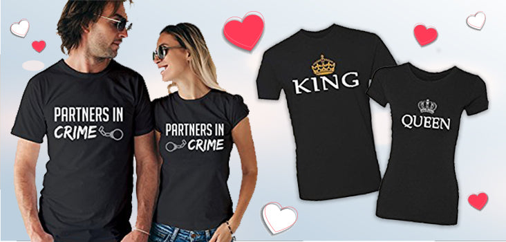 a5f207ae31 9 Matching Husband and Wife Shirts for Adorable Couples – oTZI Shirts
