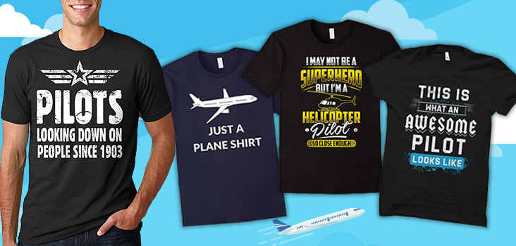 9 Pilot Shirts That'll Make Your Hearts Soar