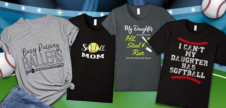 8 Pitch Perfect Softball Mom Shirts