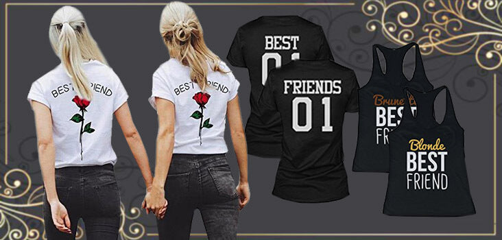 e7b85563037 9 Best Friend Shirts for Inseparable BFFs that are Literally Everything