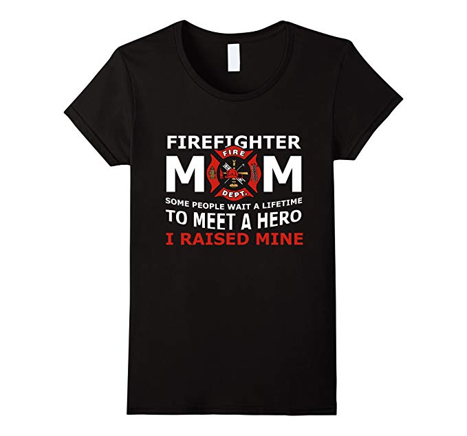 Firefighter Mom Shirt