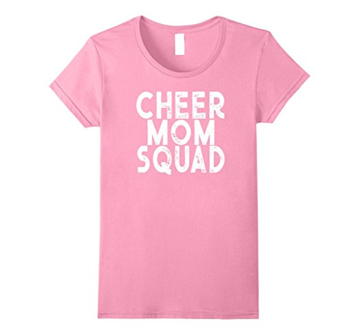 Cheer Mom Squad Shirt