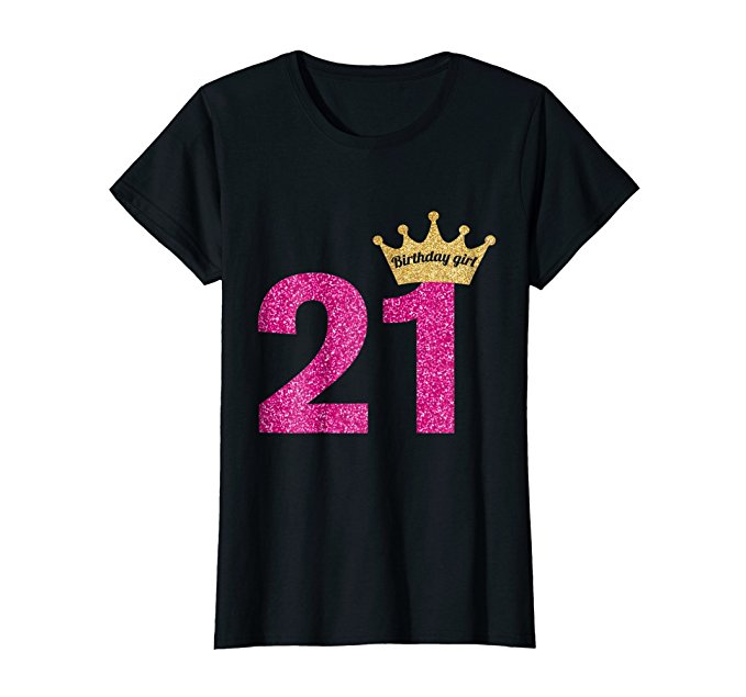 21 Princess Shirt