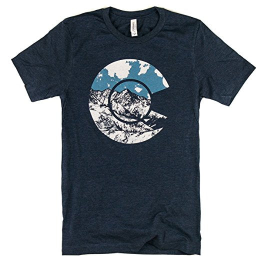 Colorado Flag Art Shirt