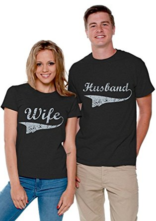 Wife and Husband Shirts