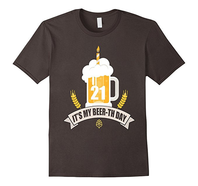 It's My Beer-thday Shirt