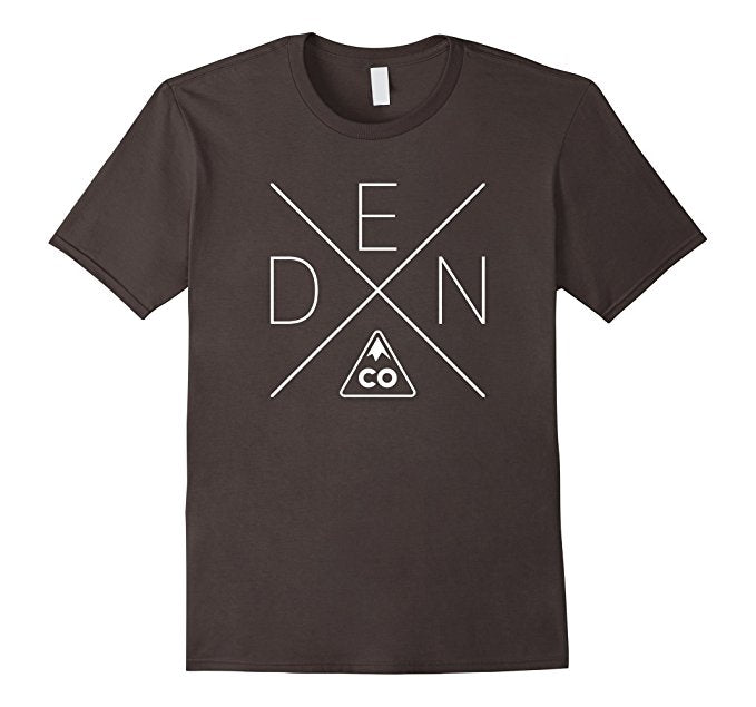 Denver Cross Design Shirt