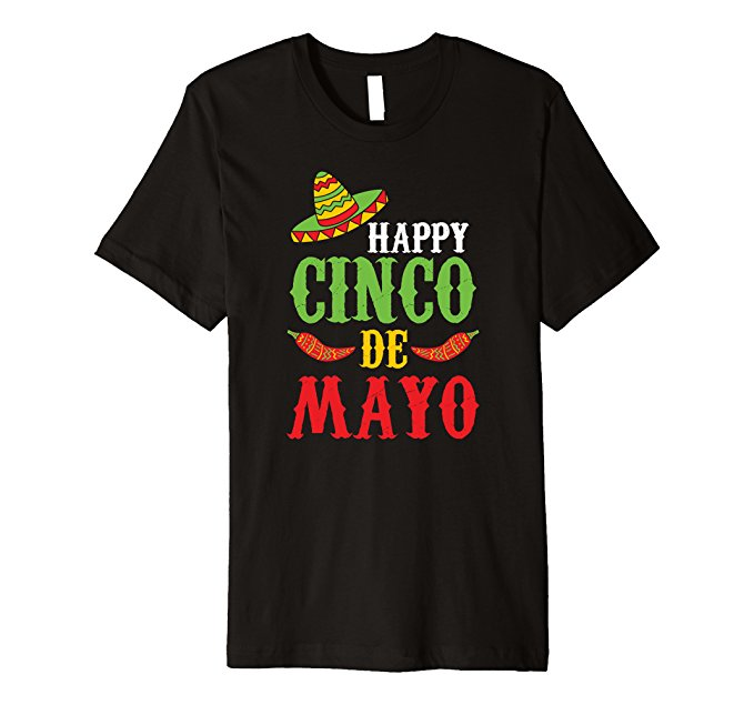 Happy Cinco de Mayo Shirt