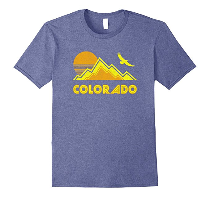 Retro Colorado Shirt